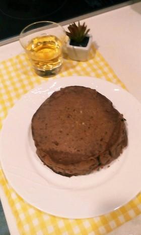 ダイエットに!豆腐のココアケーキ