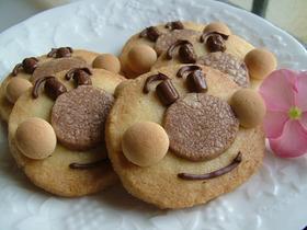 お子様に大人気♪ アンパンマンクッキー