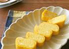 簡単&美味☆明太バターしょうゆの卵焼き