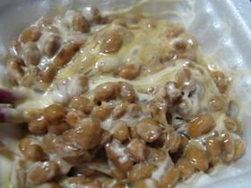 ❤私の納豆の食べ方❤