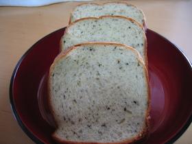 チーズごま食パン