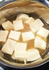 柔らか高野豆腐