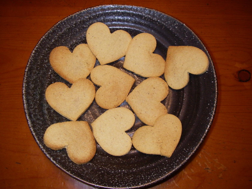 おからとサツマイモのクッキー