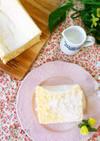 天使のデザート♥白いチーズケーキテリーヌ