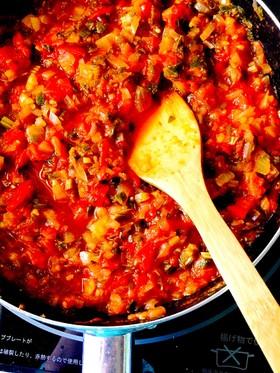 ♪栄養抜群!簡単トマトソース♪