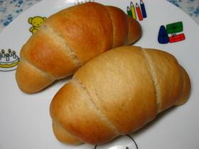 ロイヤルミルクティーロールパン