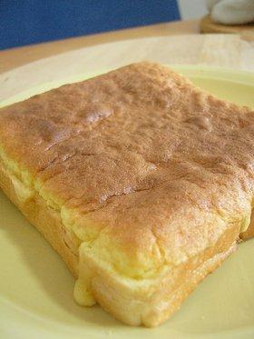 スピード菓子パン。