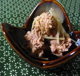 鯛の子の針生姜煮