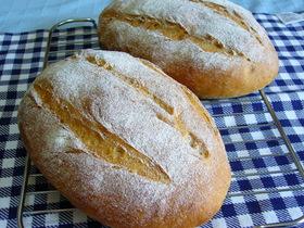 ライ麦のはちみつカンパーニュ