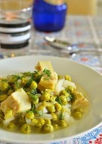トルコ料理☆アーティチョークのレモン煮
