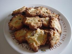 簡単チョコレートチップクッキー