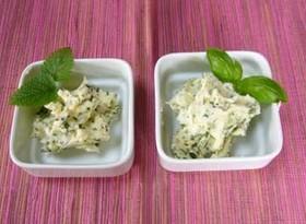 ハーブバター2種
