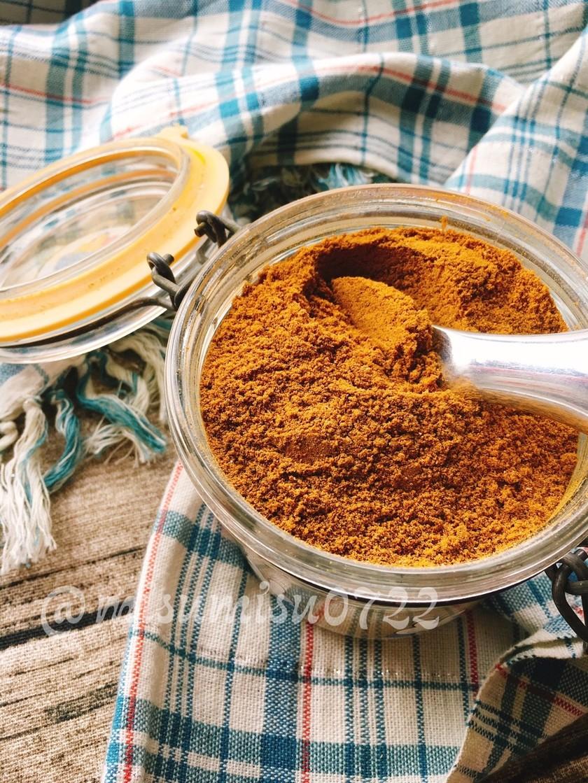 【作り置きに】混ぜるだけ自家製カレー粉
