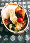 お弁当に♪ダシダで韓国風卵焼き。