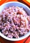 低GI!炊飯器で十六雑穀の寝かせ玄米