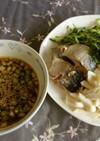 鯖缶でつけ麺