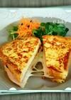 フレンチトーストサンド・チーズゴールド