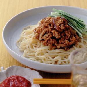 冷やし炸醤麺(ジャージァンメン)