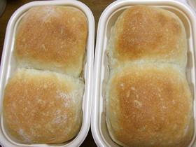 『あこ天然酵母』芳醇でシンプルな食パン♪