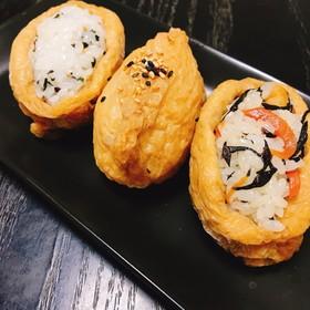寿司屋の娘が作る☆簡単絶品いな...
