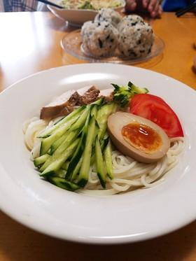 トロトロ半熟煮卵(  ゚Д゚)ウマー