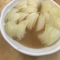 3歳4歳が大好き新玉ねぎの簡単スープ★