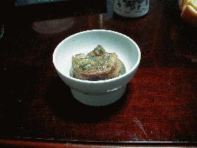 納豆キンチャク蒸し