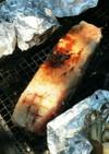 BBQで豚バラブロックが食べたい‼