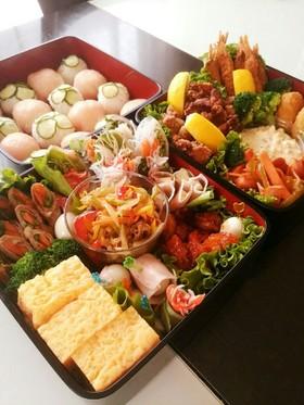 ❀✿運動会お弁当❀✿