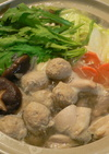 美味しい水炊き☆博多の鶏鍋