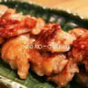 味付けは超簡単♡鶏もも肉のマヨ醤油焼き♡