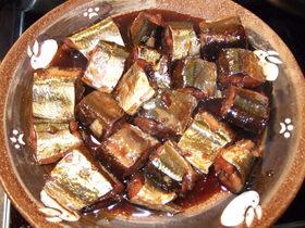 ホネまで食べちゃう秋刀魚