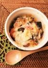 簡単!夏野菜のマヨネーズグラタン