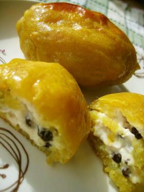 レーズン&チーズ入り♥焼芋スイートポテト