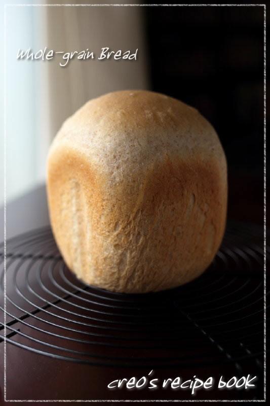 全粒粉入り*天然酵母パン(白神こだま)