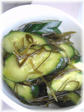 ✿昆布ぽん酢✿で簡単キュウリの漬物