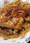 男の情熱ガチ旨料理にんにく豆腐ステーキ