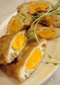 ✿卵入りきんちゃく✿懐かしの味✿