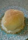 ロールパンで簡単メロンパン