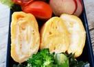 簡単☆くるくるチーズの甘じょっぱい卵焼き