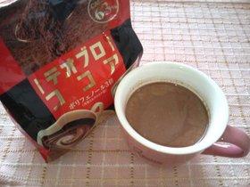 ちょっぴり大人☆のココアコーヒー