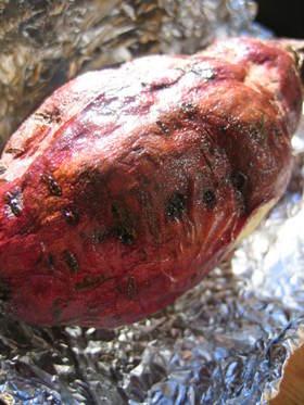 オーブンでねっとり甘~い♡ 焼き芋