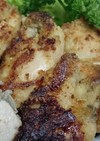 簡単・糖質制限!牡蠣、粉豆腐粉焼き❗
