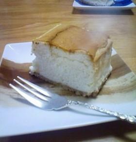 しっとり~チーズケーキ