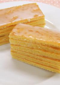 アーモンドの風味豊かな『バームクーヘン』