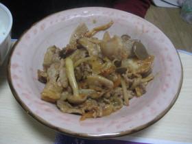 キムチ鍋の次の日は・・・