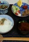 和朝食(無油血管ダイエット食1118)