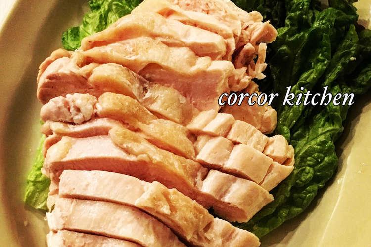 胸 肉 サラダ チキン 鶏