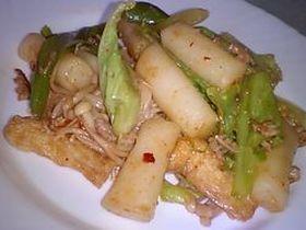 トッポギ。韓国餅を自作