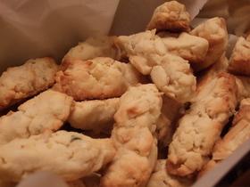 レモンスティック / ドイツのクッキー